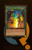 Witchcrafter Creation - DUOV-EN096 - Ultra Rare - 1st Edition - YuGiOh