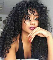 Brazilian Jerry Curl Hair Wave 3 Bundles Deal Wet and Wavy Human Hair Extensions