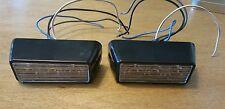 Pair of Whelen TIR 3 LEDs Vertical Mount