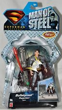 Superman Returns Man of Steel Bulletproof Superman figure L0963 Mattel 2007