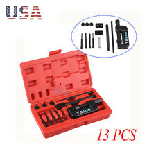 13pcs/set Chain Cutter Breaker Riveting Tool  ATV/Bike/Motorcycle/Cam Drive