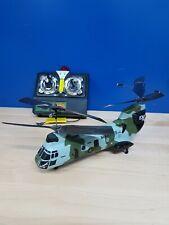 ! Revell Fire Strike Pro 4-Rotoren-Inndoor Hubschrauber Ready to fly !