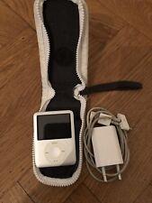Apple Ipod Nano 3 Generation 4GB Silber M,p3 Player
