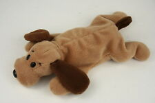Ty Beanie Baby Bones Dog 1st First Generation Black and White Tush Tag