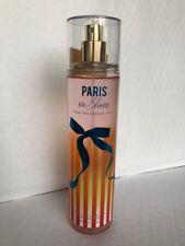 Bath & Body Works PARIS IN BLOOM Fine Fragrance Mist 8oz (236 ML)
