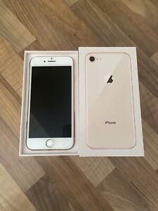 Apple iPhone 8 - 64GB - Rose Gold (Vodafone)