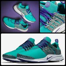 Nike Air Presto QS Safari Pack Green/Purple 886043-300 Mens 11 Acronym Flyknit