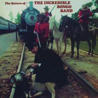 The Incredible Bongo Band : The Return of the Incredible Bongo Band VINYL 12""