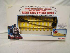 Lionel Thomas the Train Right Hand Switch Track 8-82012 in box