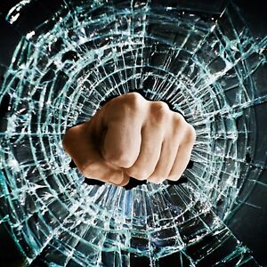Safety & Security Window Film Anti Shatter Clear Glass Protection Bomb Blast