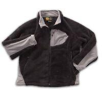 Womens NWT Browning Buckmark Venus Fleece Full Zip Jacket Black Size M