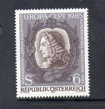 Austria Gomma integra, non linguellato 1985 SG2051 EUROPA-ANNO MUSICA