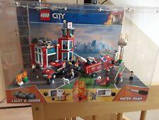 Lego Schaukasten Lego City Feuerwehr