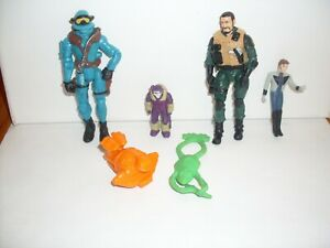 Assorted Action Figure Toy Lot (6)