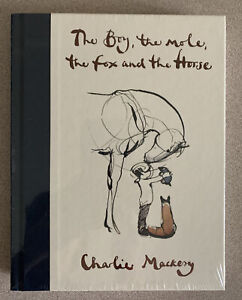 The Boy, The Mole, The Fox and The Horse by Charlie Mackesy Fast Shipping