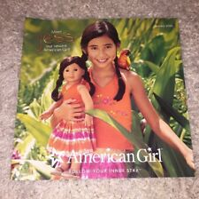 AG American Girl Doll Catalog January 2006 Jess, Emily, Molly, Nellie, Felicity
