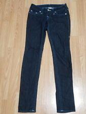 True Religion Dark Wash Super Stretch Skinny Jeans size 26