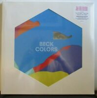 BECK ~ Colors ~ 2 x 180G LP RED VINYL LIMITED DELUXE EDITION - SEALED