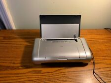 HP Deskjet 460 Mobile Inkjet Color Printer READ DESCRIPTION