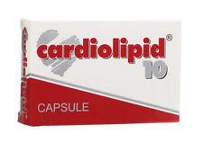 CARDIOLIPID 10 Integratore Stabilizzante del Colesterolo nel Sangue - 30 Capsule