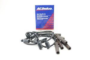 NEW ACDelco Spark Plug Wire Set 746SS Chevrolet Pontiac Buick 3.5 3.9 2006-2011