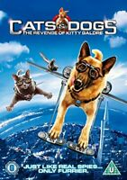 Cats and Dogs: The Revenge of Kitty Galore [DVD] [2010][Region 2]