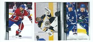 2020-21 Upper Deck Series 2 Base set 251-450 Kucherov,Crosby,MatthewsPrice,Palat