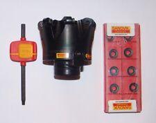 SANDVIK Planfräser TM200-243354 DC63mm +10stk RCKT 10T3MO-PM 4240- Mit Rechnung