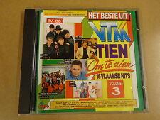 CD / HET BESTE UIT 10 OM TE ZIEN - VOLUME 3
