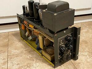 Vintage Western Electric era Victor 60B tube power amplifier 6L6 DIY guitar amp