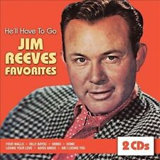 He'll Have to Go: Jim Reeves Favorites by Jim Reeves (CD, 2013, 2 Discs, Dynamic Nostalgia)