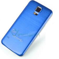 Cover copri batteria METALLO BRUSHED per Samsung Galaxy S5 G900F neo G903F