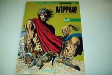 EURACOMIX-N. 50-NIPPUR 5/LUPI-NOVEMBRE 1992-EURA EDITORIALE-R.WOOD/JORGE ZAFFINO