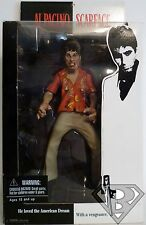 """SCARFACE AL PACINO Scarface The Runner 10"""" inch Action Figure Mezco 2004"""