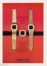 1975 Concord Digital 3 Watch Photo Tiffany print ad