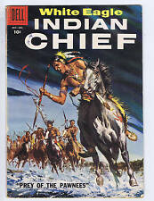 Indian Chief #28 Dell 1957