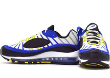 NIKE AIR MAX 98 RACER BLUE-WHITE-BLACK SZ 9-12 [640744-400]
