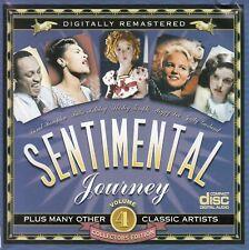 SENTIMENTAL JOURNEY Volume 4 CD