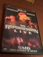 Ice-T and SMG: The Repossession Live (DVD, 2002)