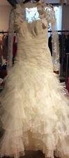 Pronovias Ruching Regular Wedding Dresses