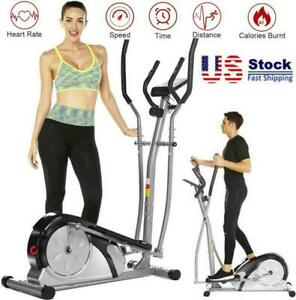 Elliptical Exercise Machine Fitness Trainer Cardio Sports Workout Equipment