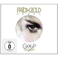 "FRIDA GOLD ""JUWEL"" CD+DVD NEU"