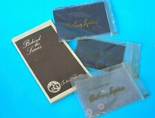 """Vintage Anthony Squires """"Behind the Seams"""" Booklet & Repair Patches Date Unknown"""