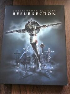 Resurrection Blu Ray W Slip Vinegar Syndrome Region Free