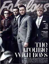Fabulous Magazine 2012-30/9 One Direction, Denise Van Outen,