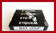 5 x Glow Plugs VW TRANSPORTER T3 1.9D T4 1.9D 1.9TD 2.4D N10213001 N10213002