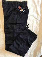 Rothco Men's navy blue EMT POLICE TACTICAL pants size X-SMALL