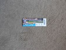 2018 Columbus Clippers Baseball Ticket Stub 2009 First Pitch At Huntington Park
