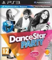 DanceStar Party (PS3 Game) *VERY GOOD CONDITION*
