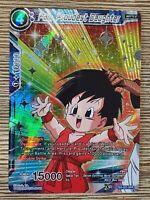 Pan, Proudest Daughter TB2-023 SPR - Dragon Ball Super TCG